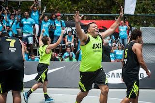 #7 Fabio Santos, Team Sao Paulo, FIBA 3x3 World Tour Rio de Janeiro 2014, Day 2, 28. September.