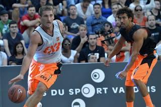 #3 Zagreb (Croatia) 2013 FIBA 3x3 World Tour Masters in Lausanne