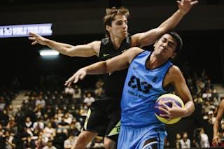#6 Ramos John Aldrech, Team Manila West, FIBA 3x3 World Tour Final Tokyo 2014, 11-12 October.