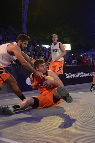 #6 Julevic Mensud, Team Kranj, Players, FIBA 3x3 World Tour Lausanne 2014, Day 2, 30. August.