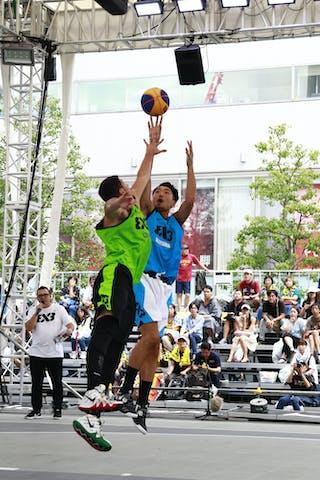 4 Sho Hasegawa (JPN) - Pool 1 A1 Liman vs Okayama