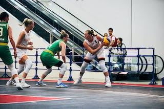 18 Fleur Kuijt (NED) - Game3_Pool B_Netherlands vs Australia