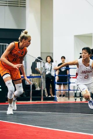 23 Mai Yamamoto (JPN) - Game3_Japan U23 vs Netherlands