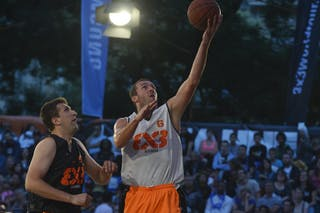 #6 Kranj (Slovenia) 2013 FIBA 3x3 World Tour Masters in Lausanne