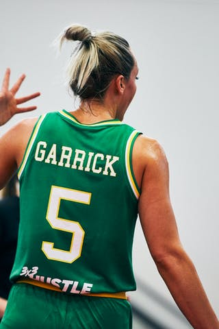 5 Maddie Garrick (AUS) - Game1_Pool B_Japan vs Australia