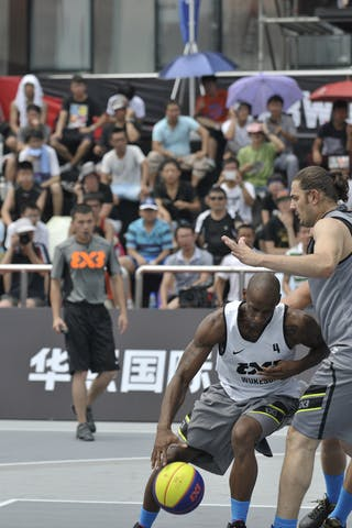 #4 Reaves Chris, Team Wukesong, 2014 World Tour Beijing, 3x3game, 03 August, Day 2
