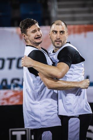 4 Dusan Bulut (SRB) - 3 Marko Milaković (SRB)