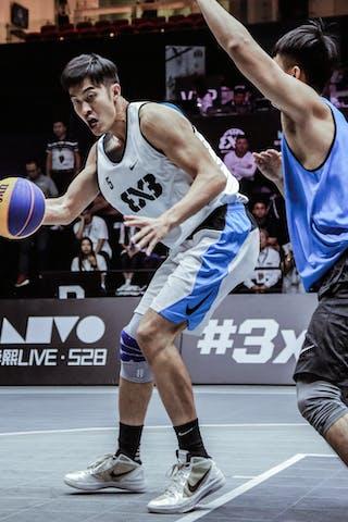 4 Junda Li (CHN) - 3 Zhiyang Zhang (CHN) - 3 Zhang Ziyi (CHN)