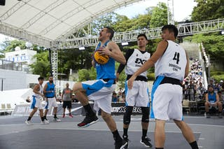 4 Tom Allan (NZL) - Pool 1 B 2: Dongguan MC vs. Auckland