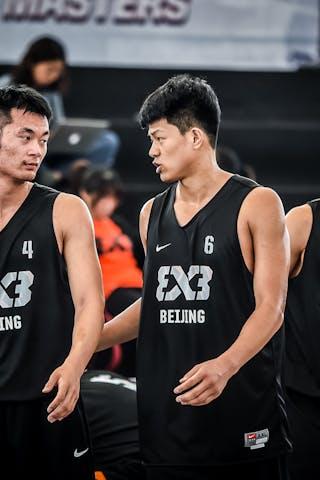 6 Haonan Li (CHN) - 4 Yi Zheng (CHN) - 3 Peidong Chen (CHN)
