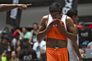 Mexico UNAM v New York City, 2016 WT Mexico City, Pool, 16 July 2016