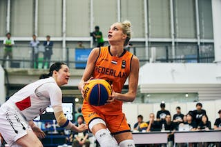 11 Jill Bettonvil (NED) - Game3_Japan U23 vs Netherlands