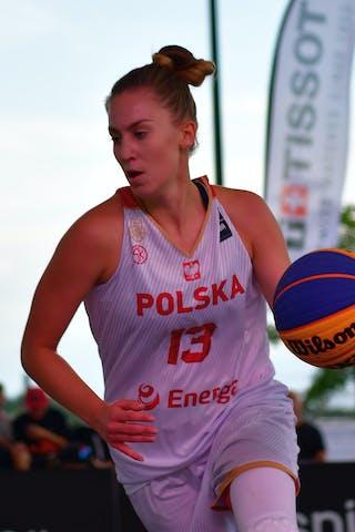 13 Klaudia Sosnowska (POL)
