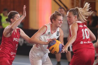 11 Aldona Morawiec (POL) - 10 Magdalena Maria Parysek-bochniak (POL) - 11 Camilla Neumann (AUT)