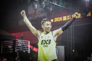 3 Keita Suzuki (JPN) - Tokyo v Beijing, 2016 WT Beijing, Pool, 16 September 2016