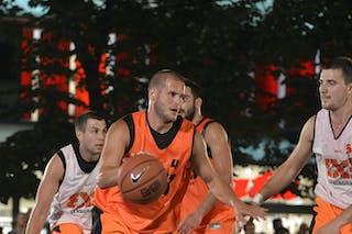 #4 Ostrava (Czech Republic) Leningrad (Russia) 2013 FIBA 3x3 World Tour Masters in Prague