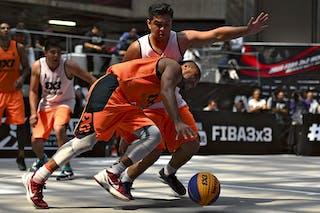 Chimalhuacán v New York City, 2016 WT Mexico City, Pool, 16 July 2016
