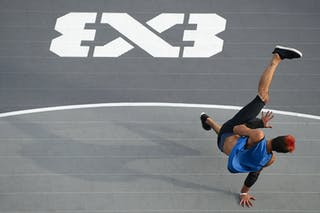 2012 FIBA 3x3 World Tour, Madrid MADRID, SPAIN - SEPTEMBER 07:  3X3 World Tour Madrid 2012 at Plaza de Toros de Las Ventas on September 07, 2012 in Madrdi, Spain. (Photo by Manuel Queimadelos)