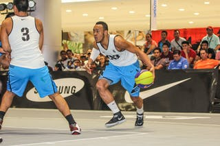 #4 Abueva Calvin, Team Manila North, 2014 World Tour Manila, 3x3, 20. July.