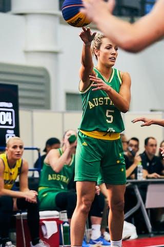 5 Maddie Garrick (AUS)
