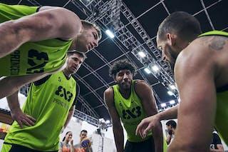 5 Craig Moore (USA) - 4 Robbie Hummel (USA) - 2 Kareem Maddox (USA) - 1 Damon Huffman (USA)