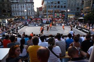 Kolobrzeg v Paris, 2015 WT Prague, Semi final, 9 August 2015