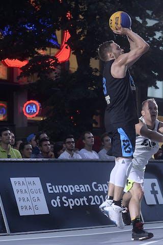 3 Ovidijus Varanauskas (LTU) - Piran v Vilnius, 2016 WT Prague, Pool, 6 August 2016