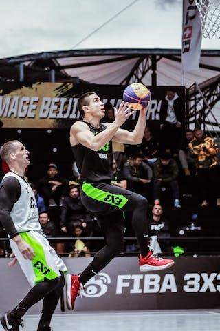 5 Aleksandar Ratkov (SRB) - 3 Mihailo Vasic (SRB) - 2 Robbie Hummel (USA)
