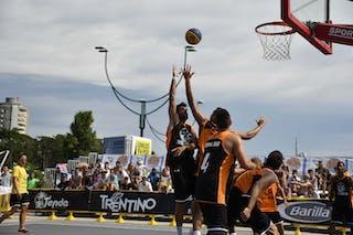 Lignano Challenger Game 14: Lausanne vs Roma Sud