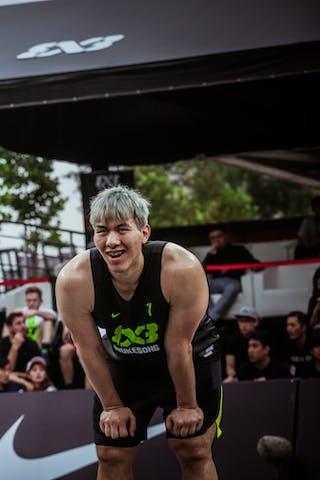 7 Honglin Zhang (CHN)