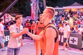Vilnius Champion 2015 WT Lausanne Master, 2015 WT Lausanne, 29 August 2015