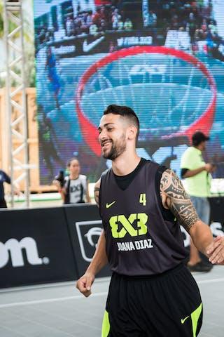 Eduardo TORO (Puerto Rico)- Team Juana Diaz