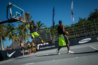 #5 Rio (Brazil) 2013 FIBA 3x3 World Tour Rio de Janeiro