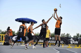 Lignano Challenger Game 7: Liman vs Bandung