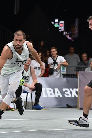 6 Dusan Domovic Bulut (UAE) - Novi Sad Al Wahda vs Belgrade