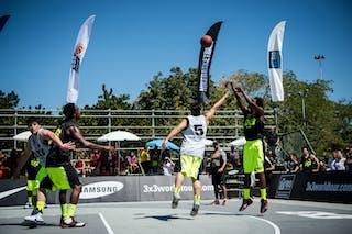 #4 SP SUL (Brazil) Neuquen (Argentina) 2013 FIBA 3x3 World Tour Rio de Janeiro