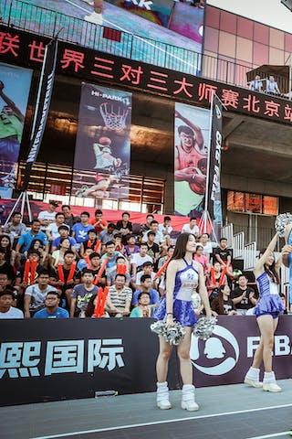 Wukesong v Zheng Zhou, 2015 WT Beijing, Last 8, 16 August 2015