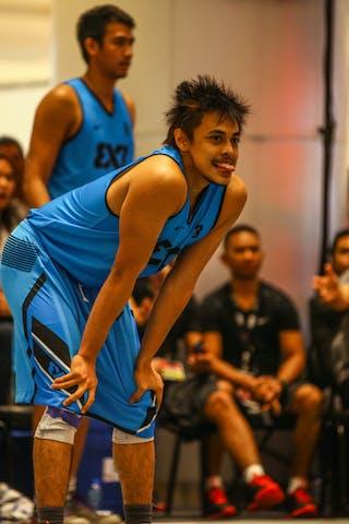 #3 Romeo Terrence Bill, Team Manila West, FIBA 3x3 World Tour Tokyo Final 2014, 11-12 October