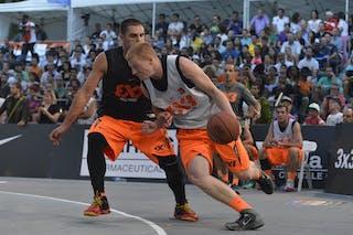 #3 Belgrade (Serbia) 2013 FIBA 3x3 World Tour Masters in Lausanne