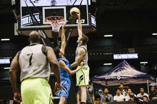 #5 Lieffers Michael, Team Saskatoon, dunk, FIBA 3x3 World Tour Final Tokyo 2014, 11-12 October.