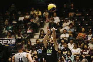 #4 Do Vale Neto Ismar, Team Santos, FIBA 3x3 World Tour Final Tokyo 2014, 11-12 October.
