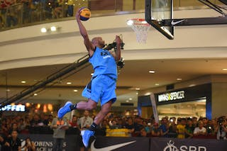 Sammy Monroe II-Team Doha- Smart Dunk Qualifier