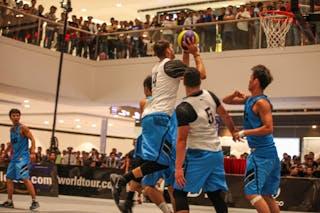 #4 Bolstad Patrich, Team Auckland, 2014. World Tour Manila, 3x3game, 20. July.