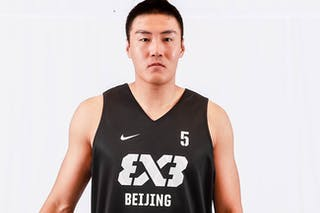 5 Hengyi Liu (CHN)