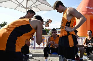 Lignano Challenger - Game 2: Tortona Kings vs Perugia Dat