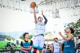 3 Jeong Chan Yeop (KOR)