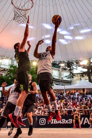 6 Sergio De La Fuente (ESP) - 5 Alvaro Calvo (ESP) - 5 Yino Martinez (SUI) - 3 Álvaro Asier Martínez (ESP) - 4 Derrick Lang (SUI) - Lausanne v Valladolid, 2016 WT Lausanne, Pool, 26 August 2016