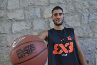 #6 Nice (France)2013 FIBA 3x3 World Tour Masters in Lausanne
