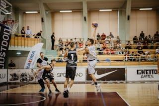 1 Paulius Beliavicius (LTU) - 2 Dragan Bjelica (SRB)