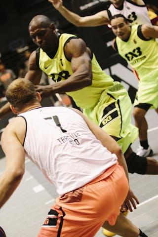 #7 Ovnik Gasper, Team Trbovlje, FIBA 3x3 World Tour Final Tokyo 2014, 11-12 October.